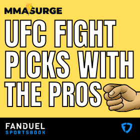 UFC Fight Picks