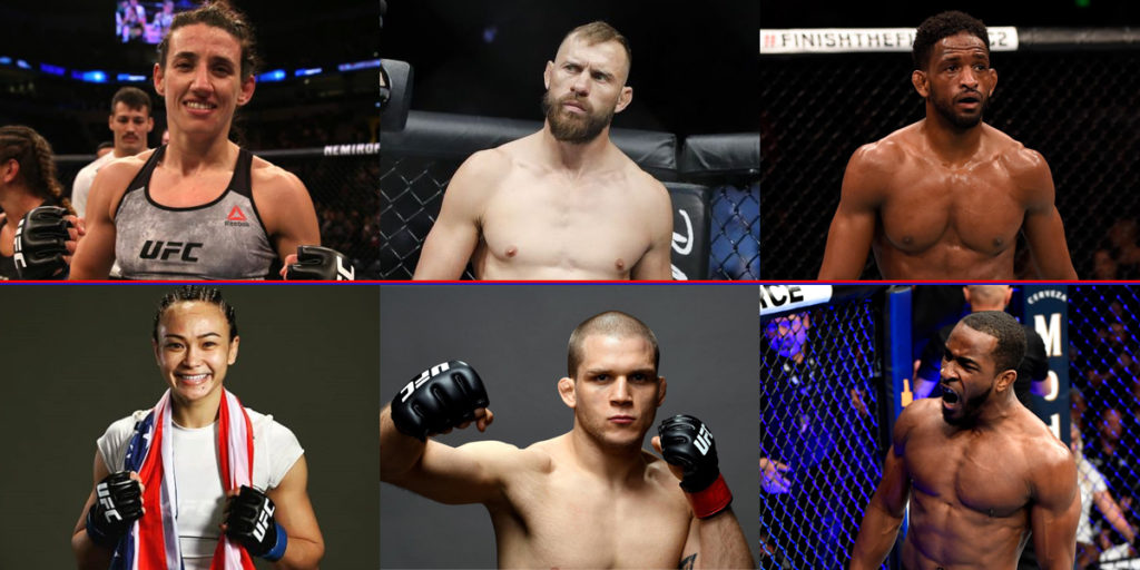 UFC Vegas 26: Keys To Victory For Rodriguez, Waterson And Others