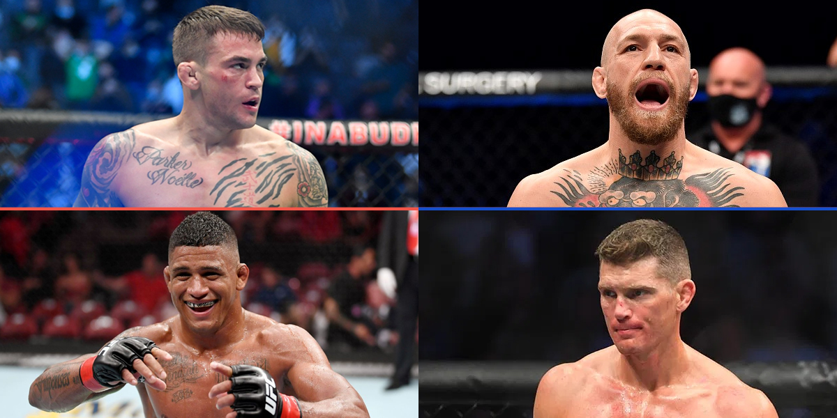 UFC 264: Keys To Victory For Poirier, McGregor, Thompson And Burns
